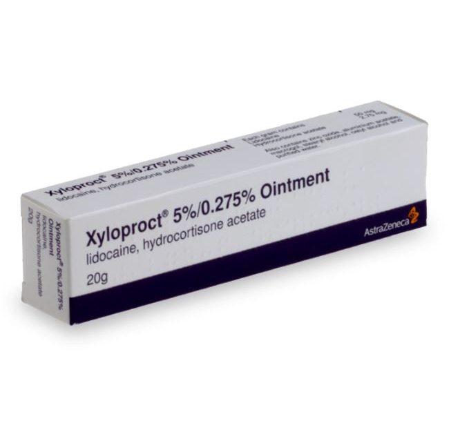 traitement Xyloproct pour se débarrasser des hémorroides
