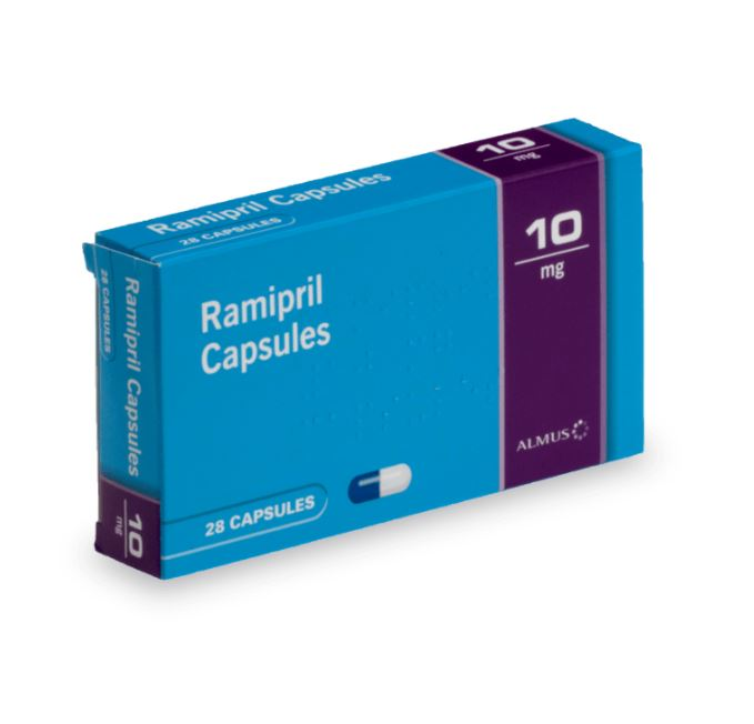Solution Ramipril contre l'hypertension