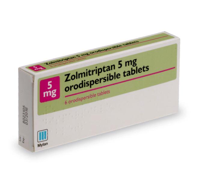 Zolmitriptan pour combattre les migraines