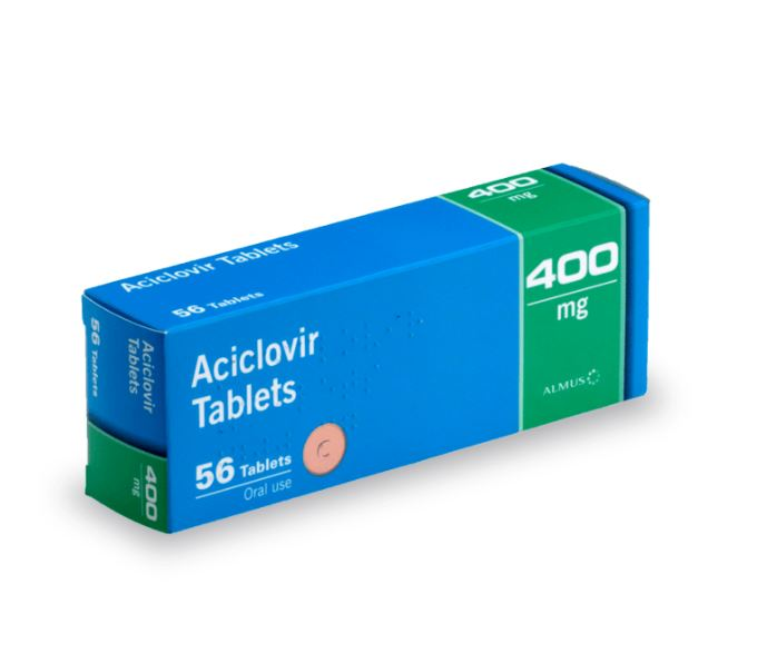 Traitement Acyclovir contre IST