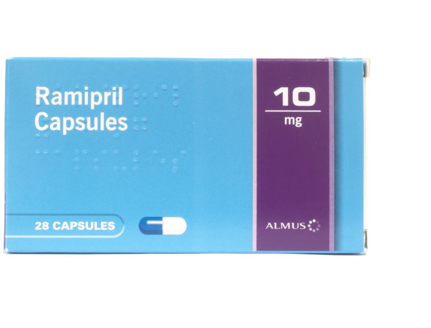 Ramipril contre hypertension artérielle