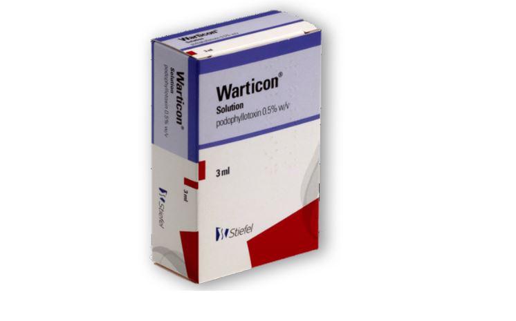 Warticon contre les verrues génitales