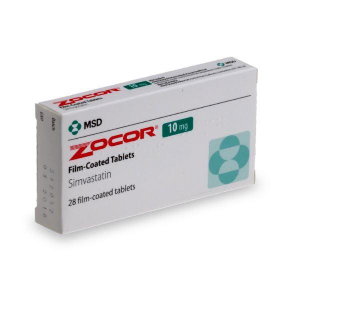 Zocor contre l'excès de cholestérol
