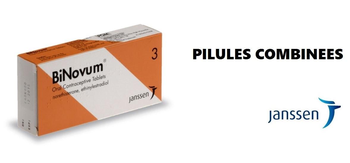 Binovum: Tout savoir sur cette pilule combinée avant de l
