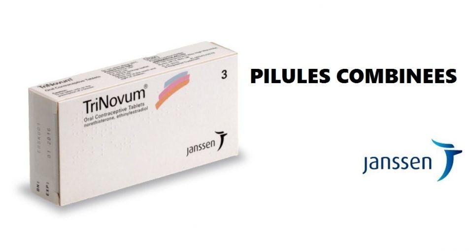 La pilule Trinovum