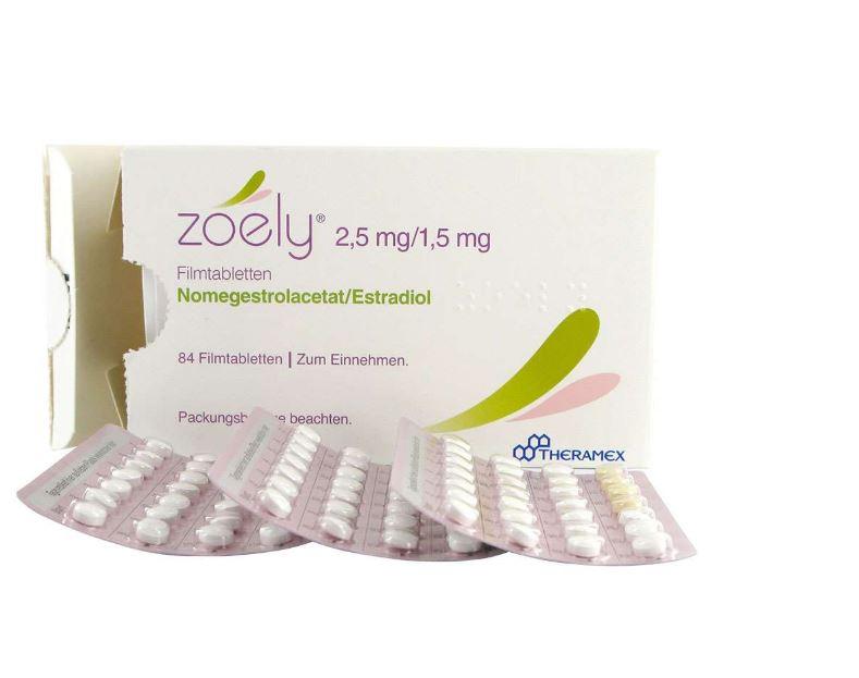 Se procurer la pilule Zoely