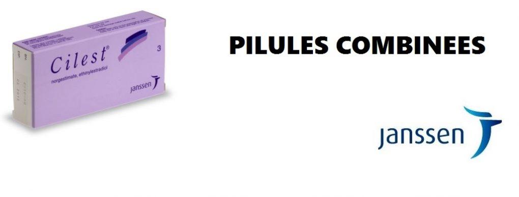 pilule combinée Cilest