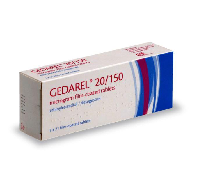 Pilule combinée Désoble Gé 20