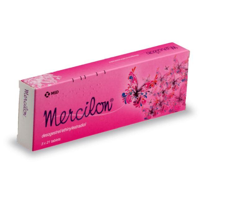 pilule contraceptive Mercilon