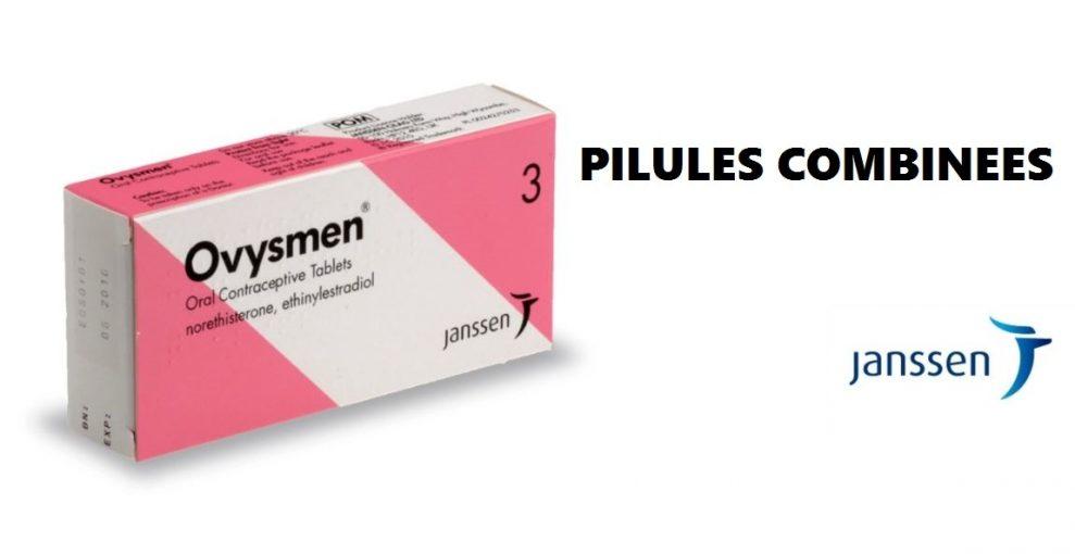 Pilule combinée Ovysmen
