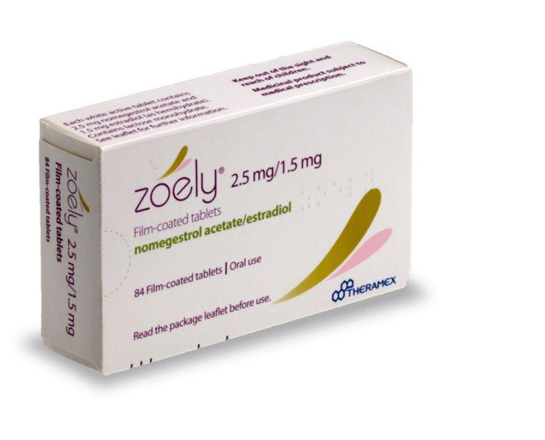 pilule combinée Zoely