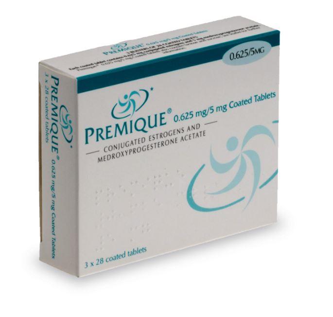 Premique contre les symptômes de la ménopause