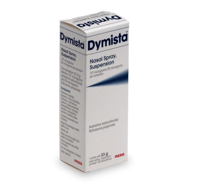 Dymista contre les symptômes allergiques