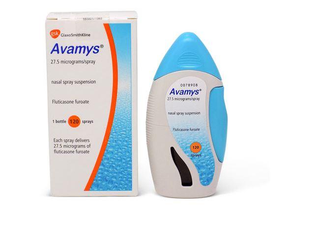 Avamys solution antiallergique