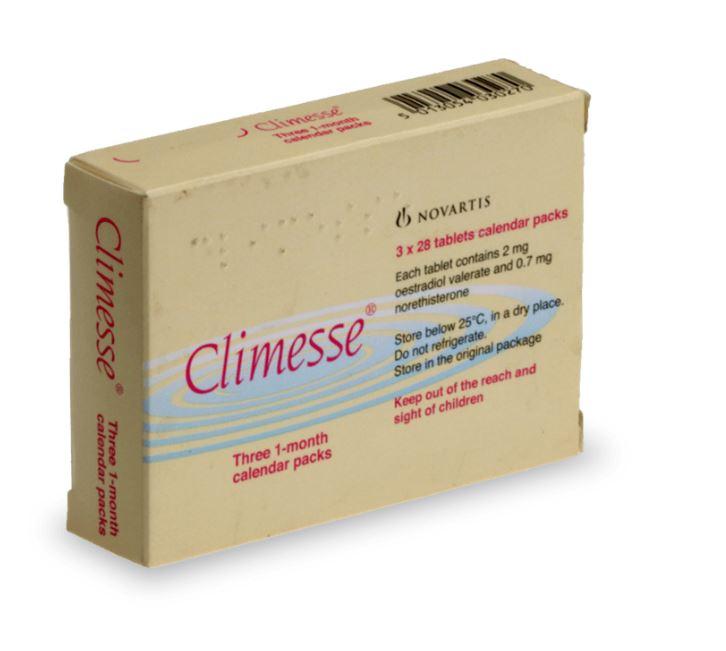 traitement Climesse contre les symptômes de la ménopause