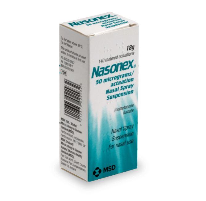 Nasonex contre la rhinite allergique