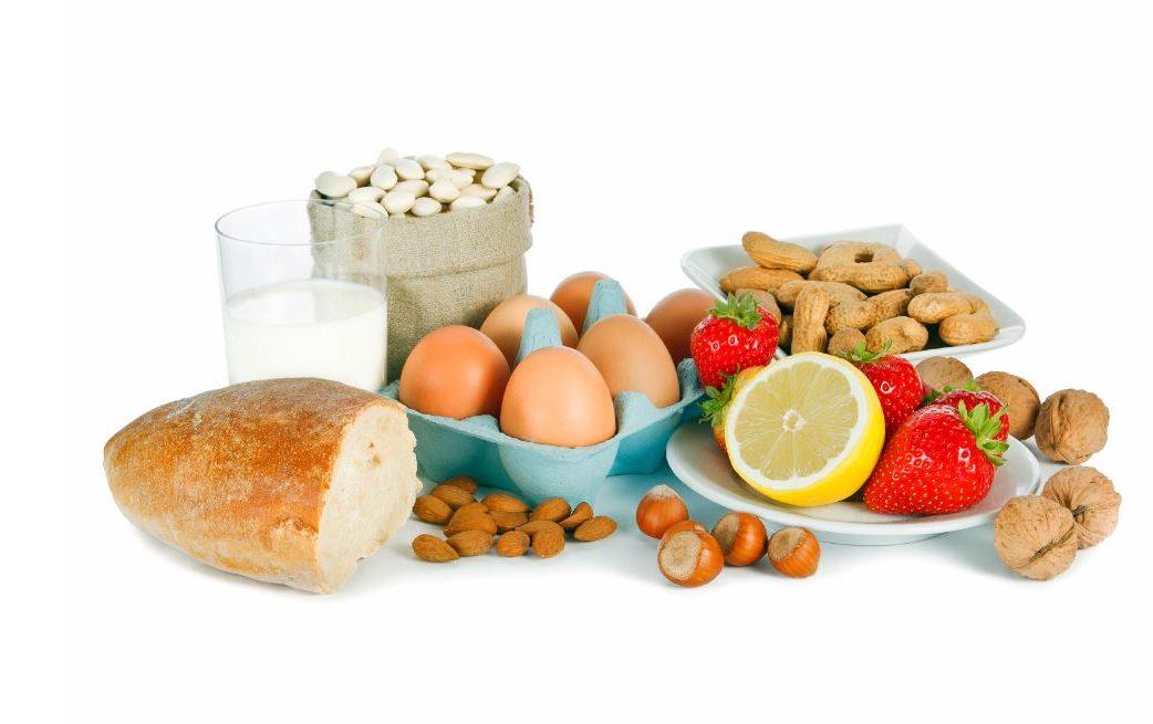 Eczéma et allergènes alimentaires