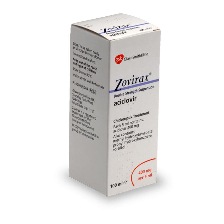 Zovirax contre l'herpès