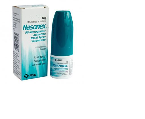 Nasonex contre l'allergie