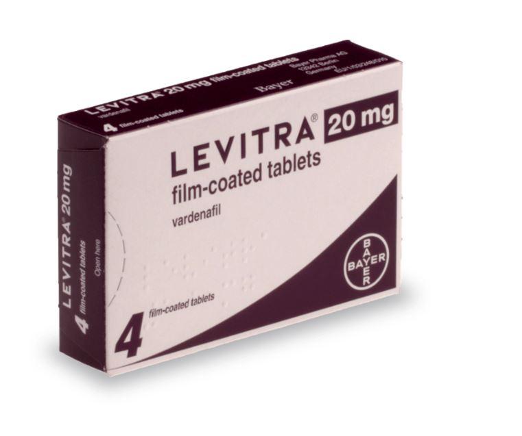Levitra pour traiter la dysfonction érectile