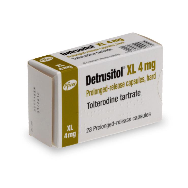 Detrusitol : description, posologie et commande en ligne