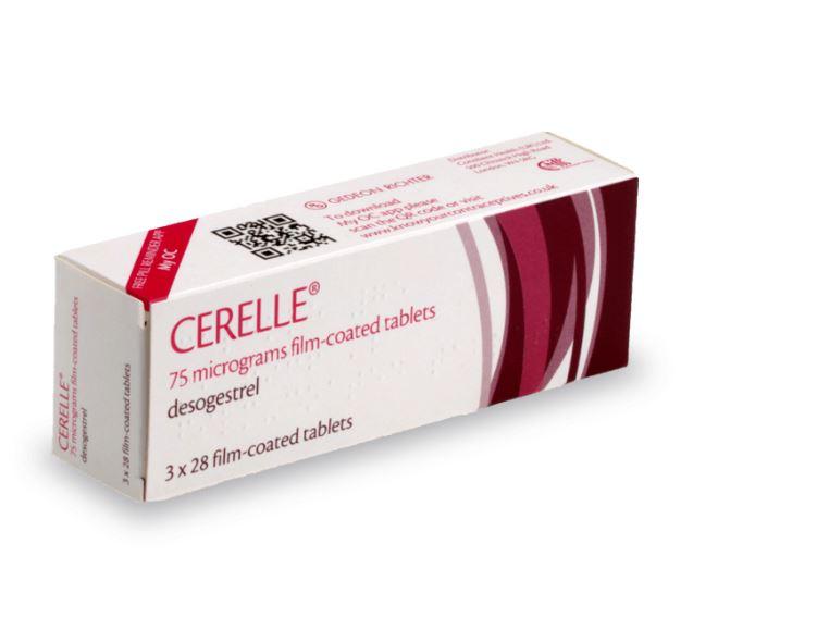 Pilule microprogestative Cerelle