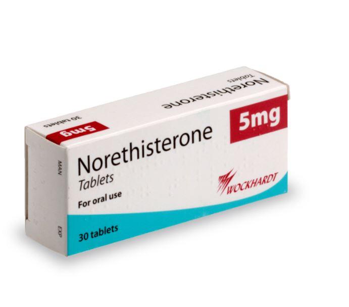 Traitement Norethistérone