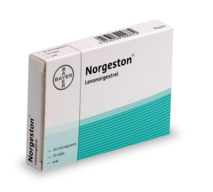 Micropilule Norgeston
