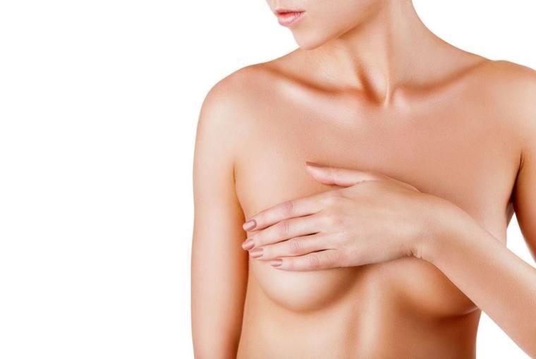 Femme avec un cancer du sein