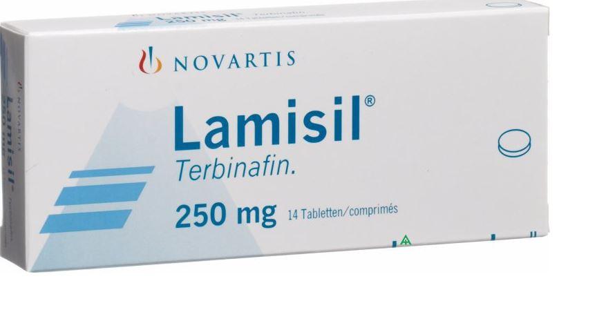 Lamisil contre les infections fongiques