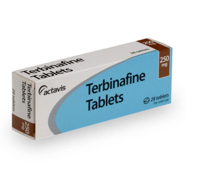 Médicament antifongique Terbinafine