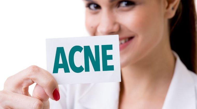 infection de l'acné
