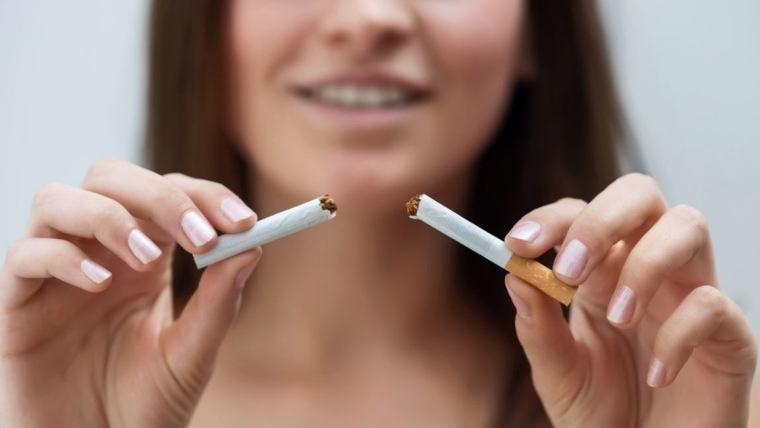arreter le tabac pour éviter les infections nasales