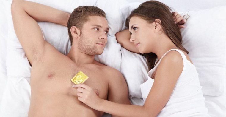 utilisation de préservatifs