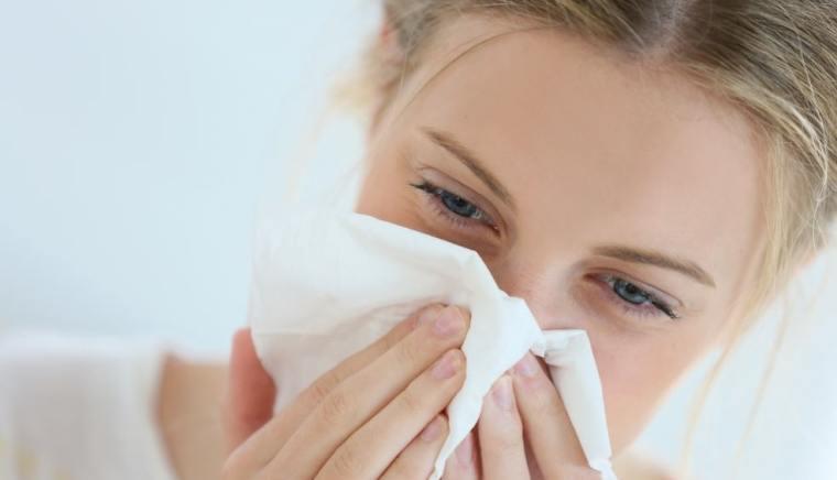 Cas de rhume