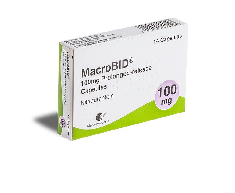 Soigner votre cystite avec le médicament antibiotique