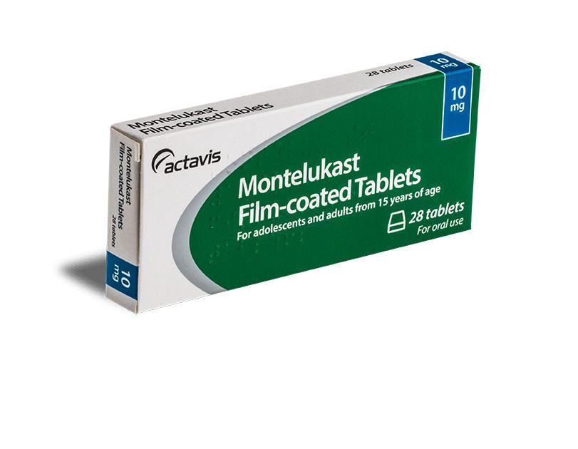 Montelukast : achetez votre traitement préventif de l