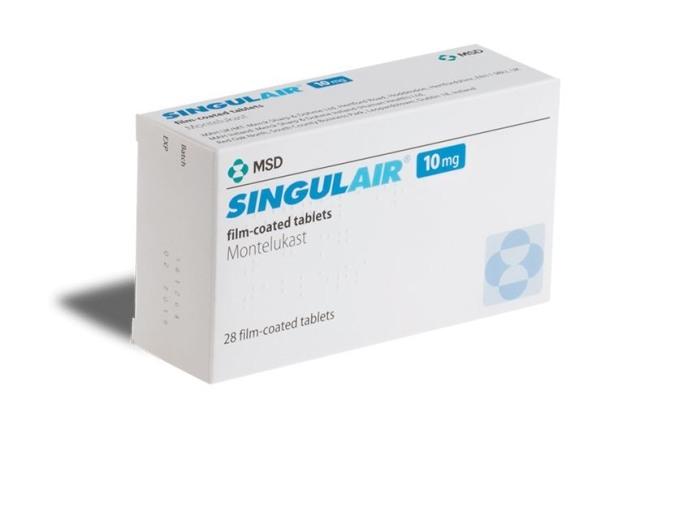 Singulair : commandez et achetez votre antiasthmatique en
