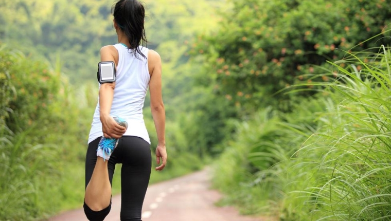 course à pied pour mincir