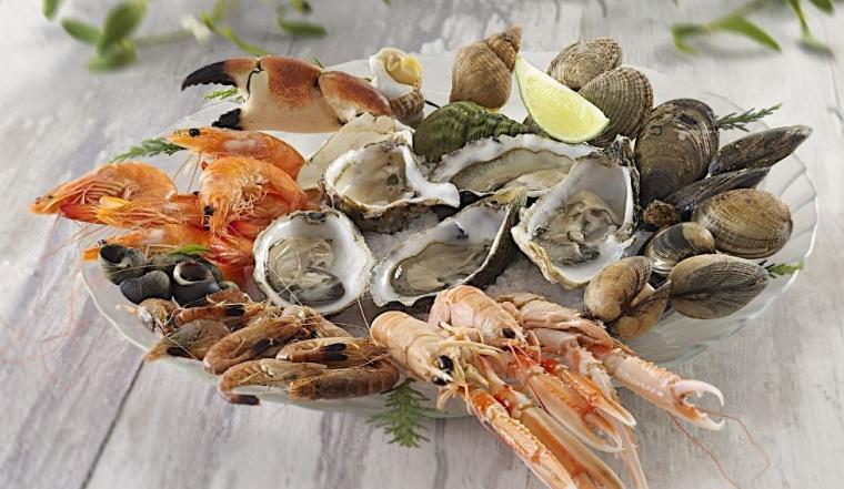 manger plus de fruits de mer