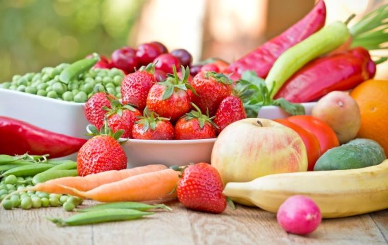 manger des fruits et légumes pour arrêter de fumer
