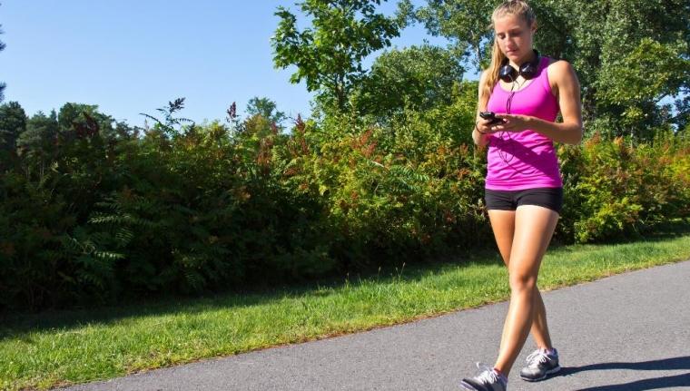 faire la marche à pied pour être maigrir