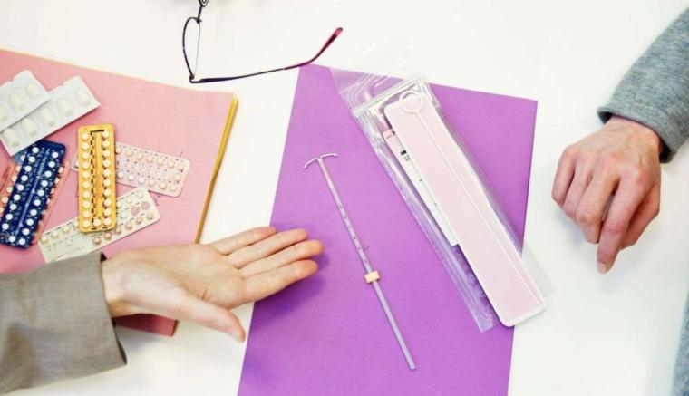 présentation des moyens contraceptifs