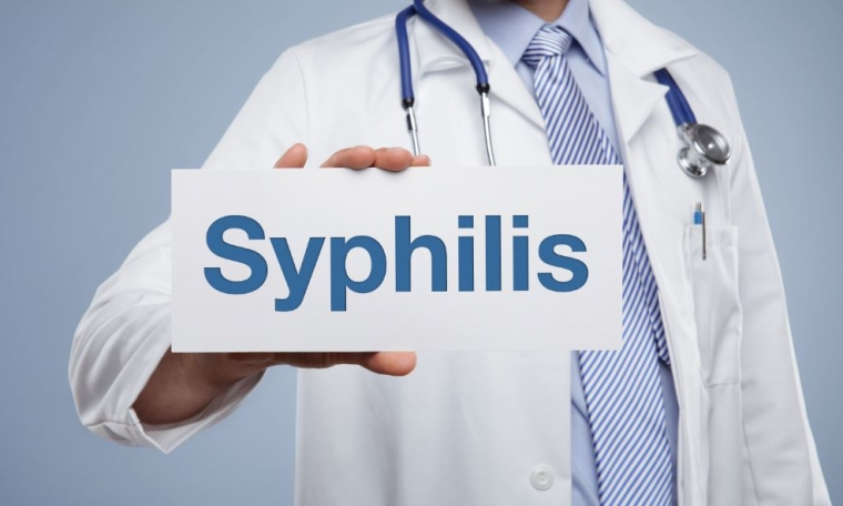 infection de la syphilis
