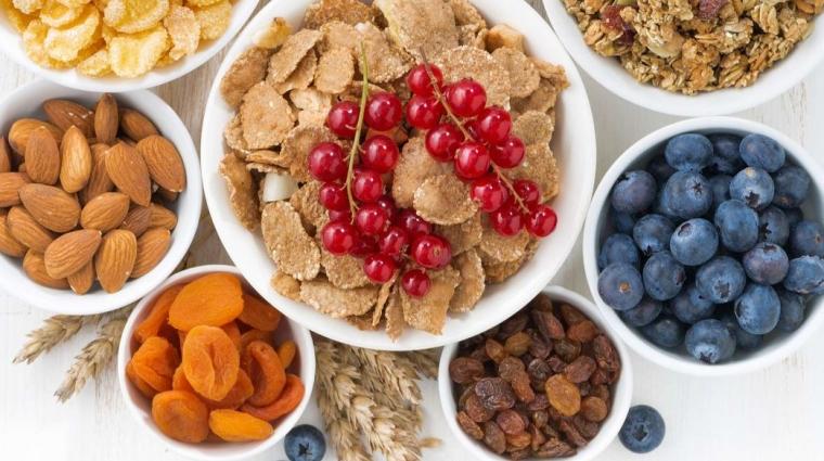 Manger des aliments riches en fibres pour éviter l'hypertension artérielle