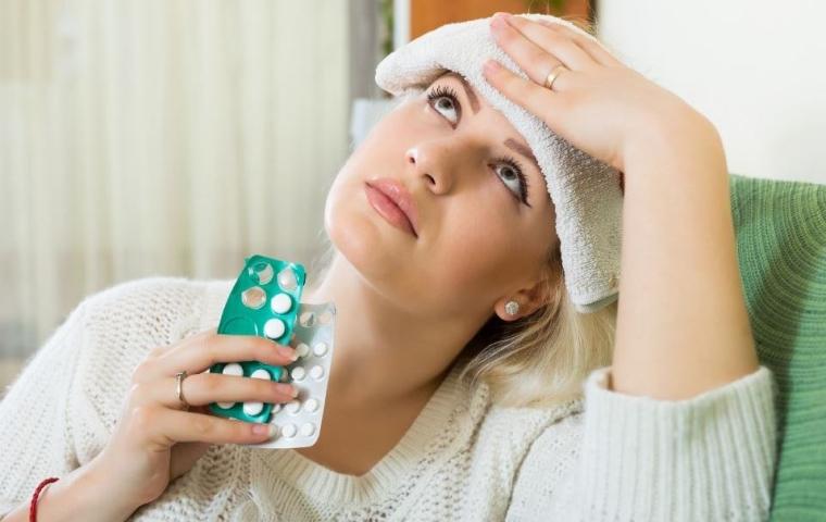 Traiter les cas de migraine