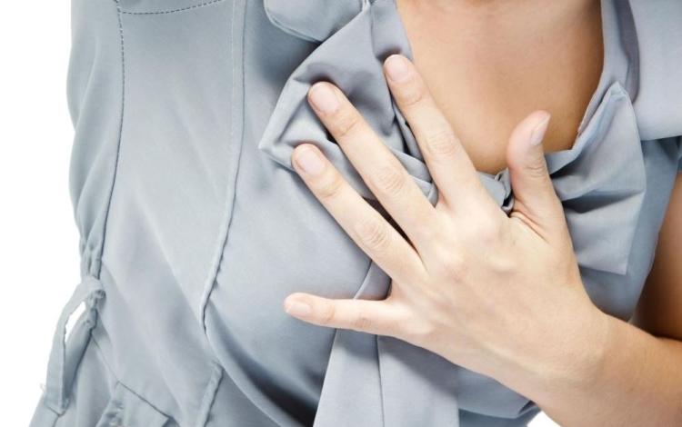 Symptôme d'un cas de grippe