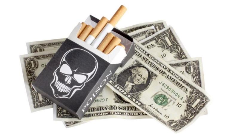 Ne plus fumer permet d'économiser de l'argent