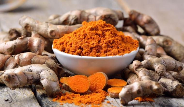 Curcuma, remède naturel contre l'eczéma