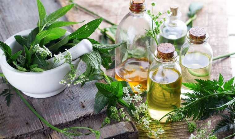 Opter pour les huiles essentielles pour mincir